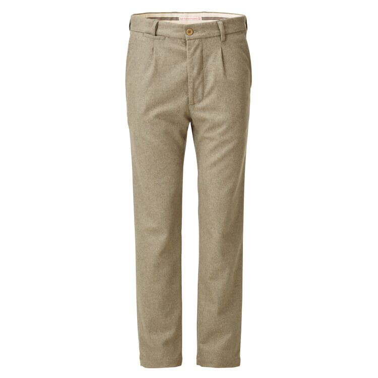 East Harbour Surplus Men's Pleated Trousers