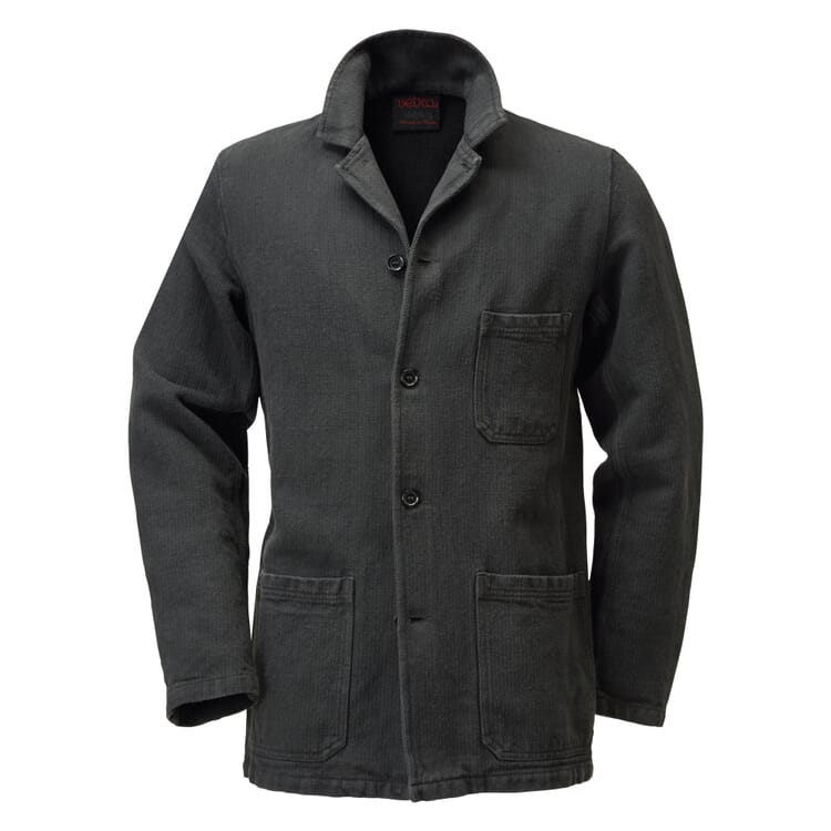Men's Jacket Made of Cotton and Linen by Vetra