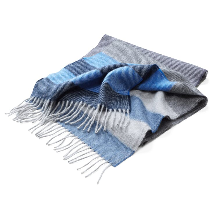 Men's Striped Scarf