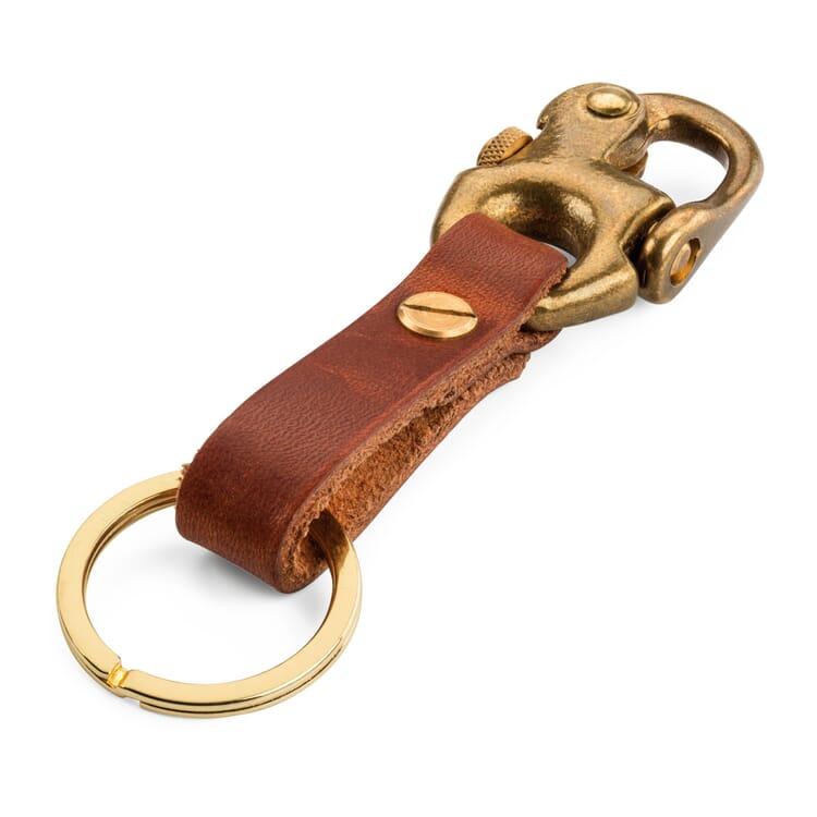 Schlüsselanhänger mit Patentschäkel
