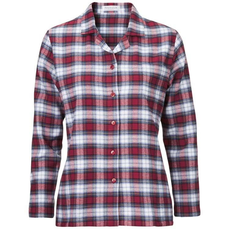 Women's Flannel Pyjamas by Novila