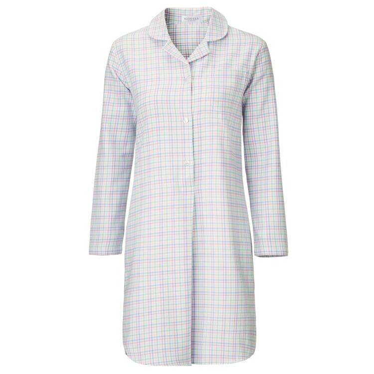 Women's Flannel Nightdress by Novila