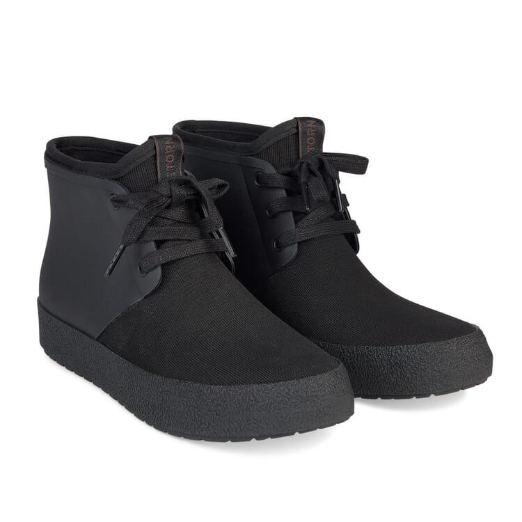 Schuhe Hybrid, Schwarz