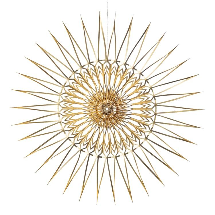Stern Scherenschnitt, Gold