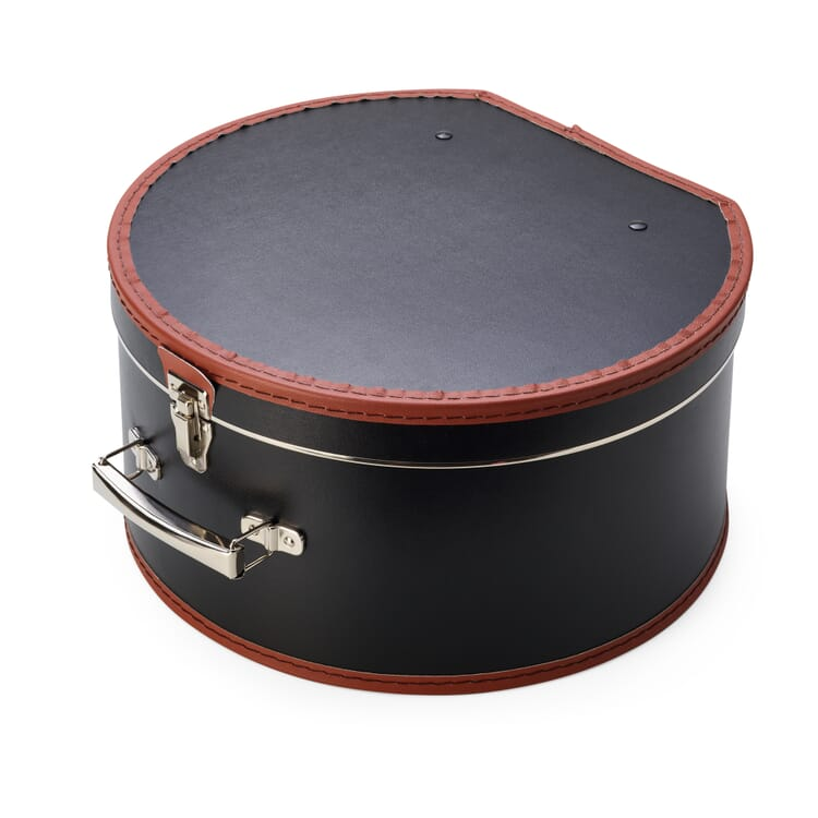 Carboard Hatbox, Black
