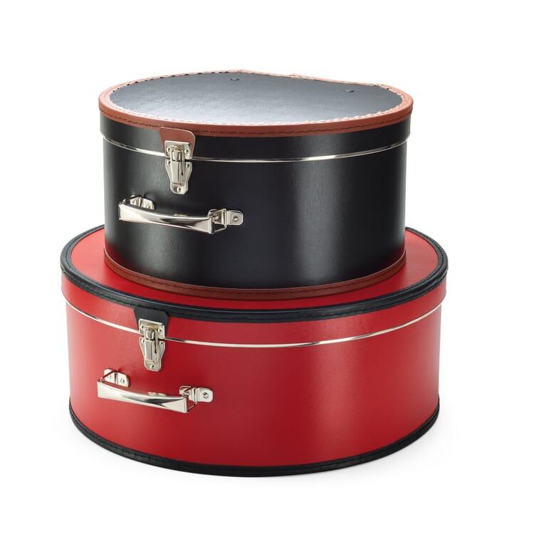 Carboard Hatbox, Black