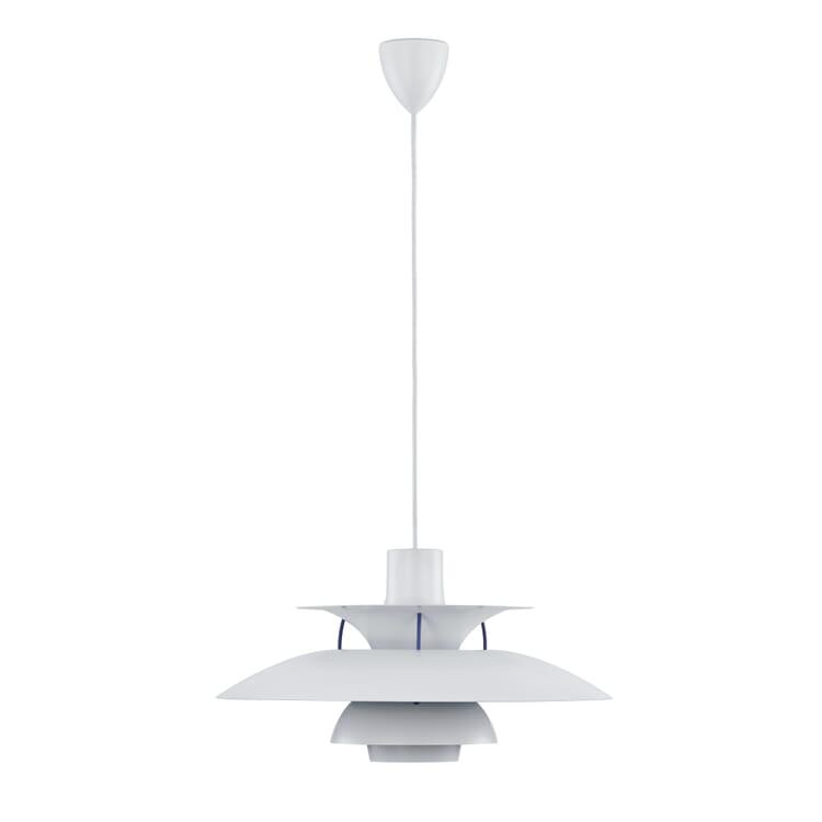 Pendant Luminaire Aluminium PH 5 by Louis Poulsen