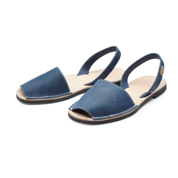 Women's Avarca Sandals Made of Cowhide