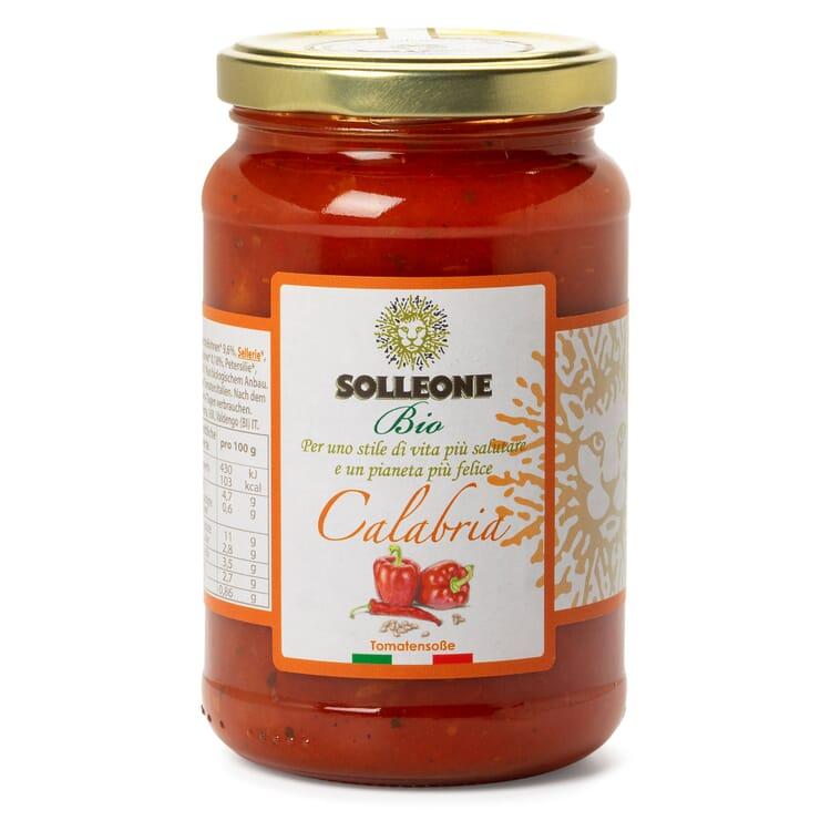 Solleone Bio-Tomatensauce Calabrese