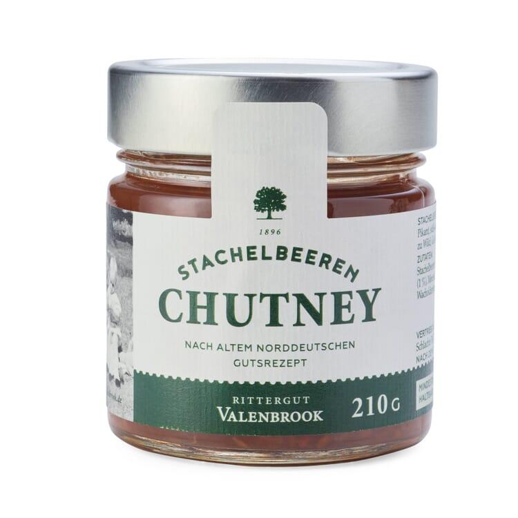 Stachelbeer-Schalotten-Chutney