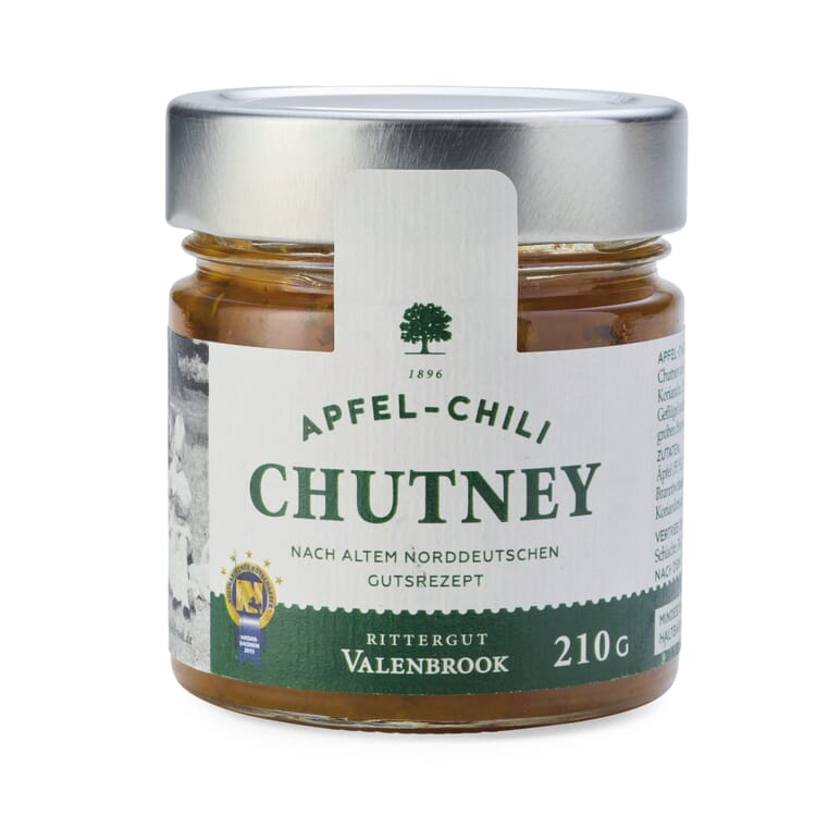 Apfel-Chili-Chutney