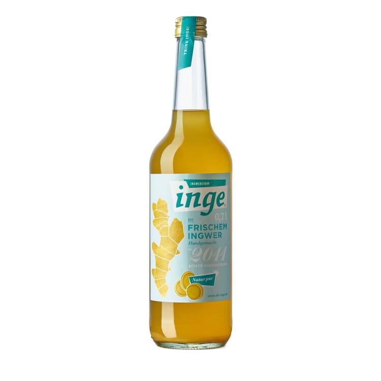 Inge® Ingwersirup