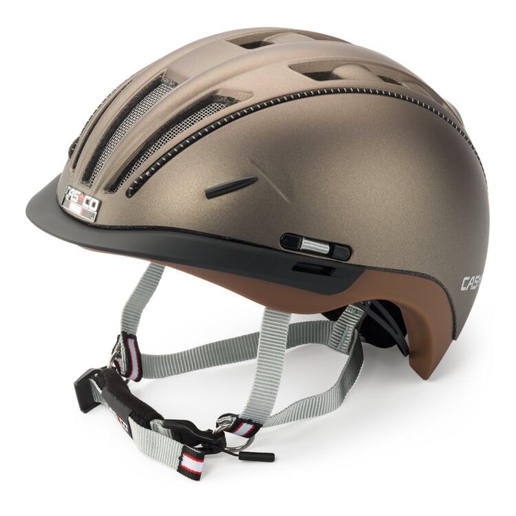 Casco Roadster Bicycle Helmet Olive S (53–57 cm)