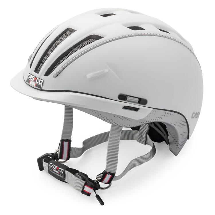 Casco Roadster Bicycle Helmet, White