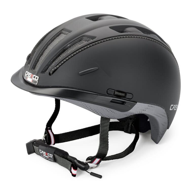 Casco Roadster Bicycle Helmet, Black