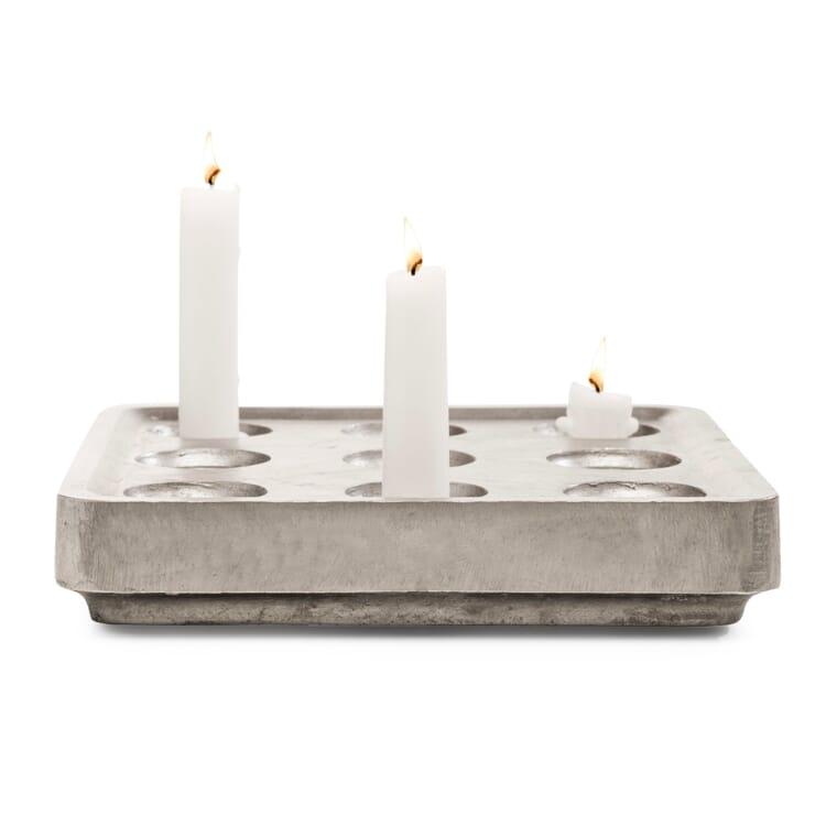 Small Candleholder Stumpastaken