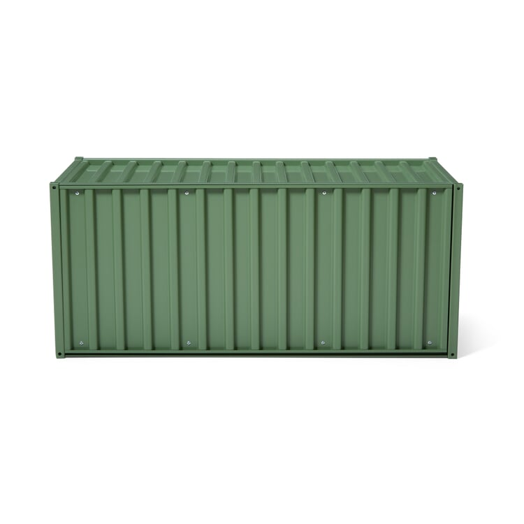 Container DS Reseda Green RAL 6011
