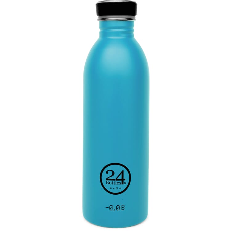 Drinking Bottle URBAN Small, Blue