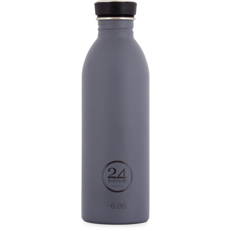 Drinking Bottle URBAN Small, Grey