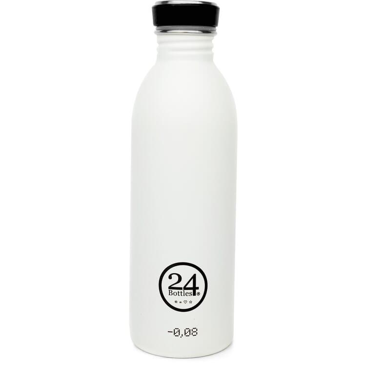 Drinking Bottle URBAN Small, White