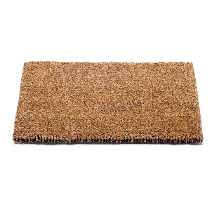 Coconut Velour Doormat 33 x 55 cm