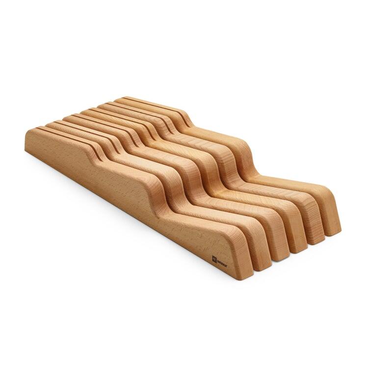 Schubladeneinsatz für Kochmesser