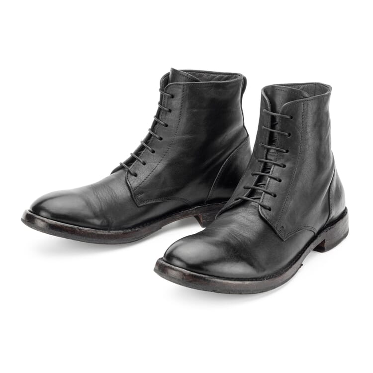 Men's Calf Leather Boots