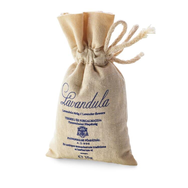 Lavendelblütensäckchen, Baumwollsäckchen