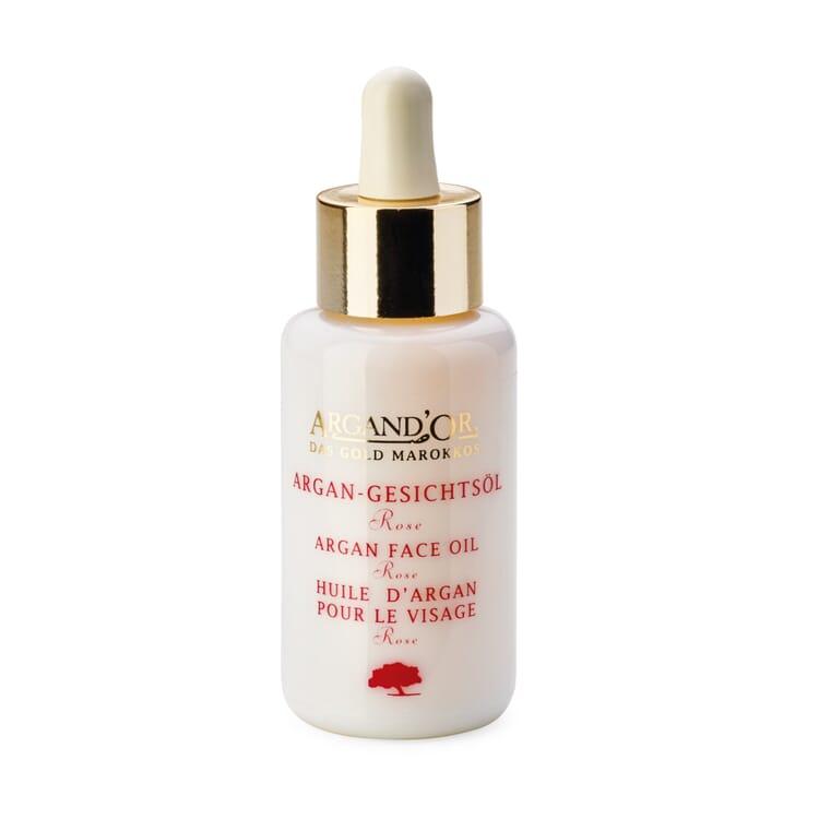 Argan Skin Care Oil, Rose