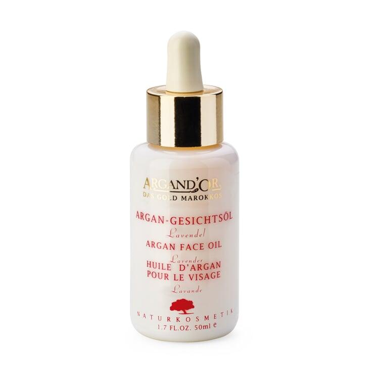 Argan Skin Care Oil Lavender