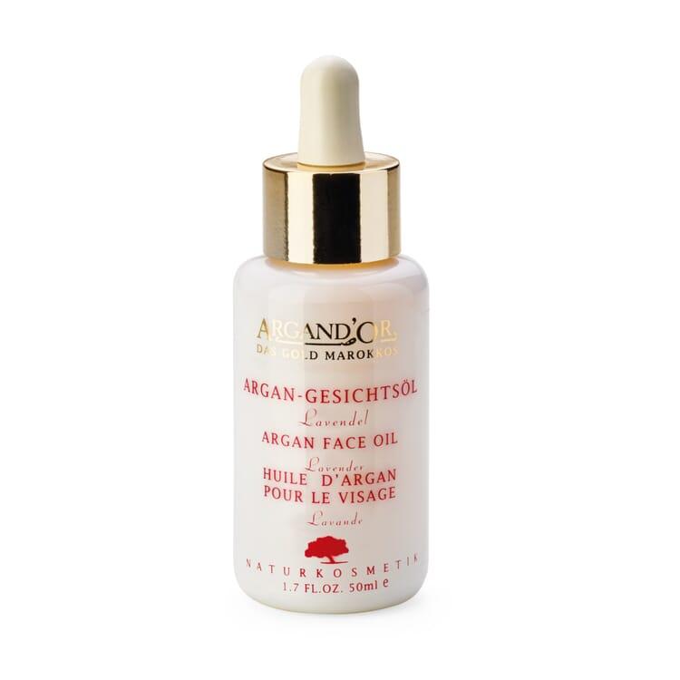 Argan Skin Care Oil, Lavender