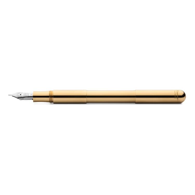 Kaweco Supra Brass Fountain Pen