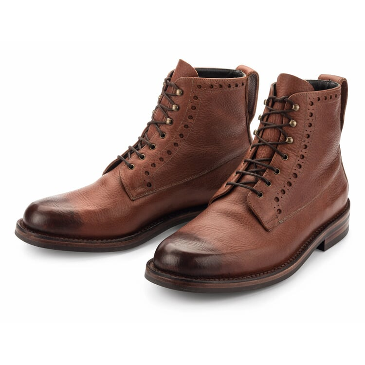 Grenson Ankle Boot Calf Leather Brown