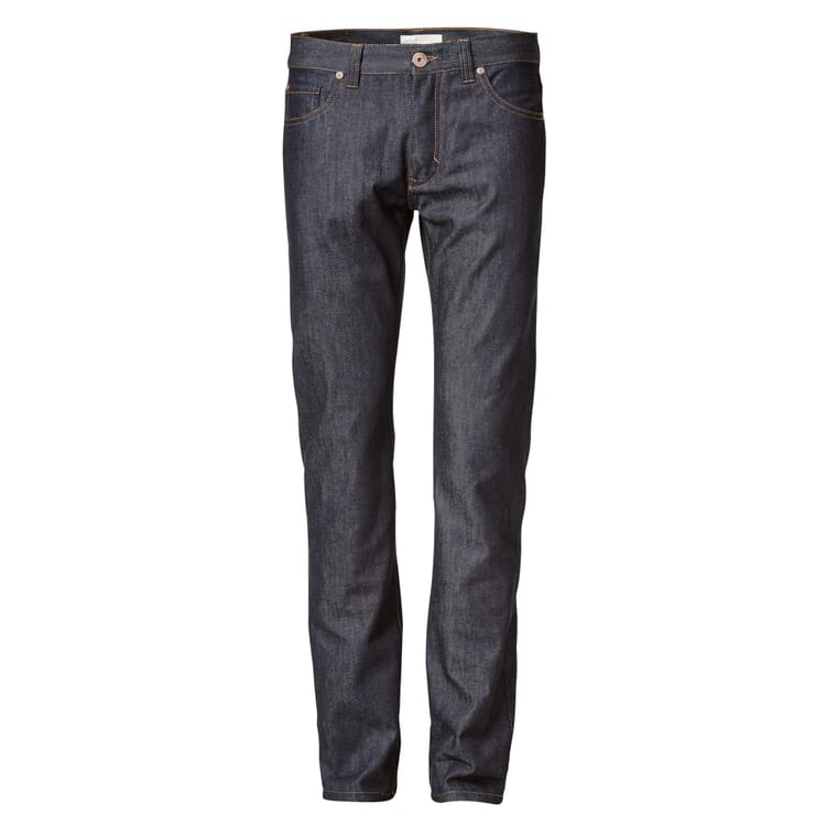 Men's Jeans with a Straight Cut by Goodsociety, Denim