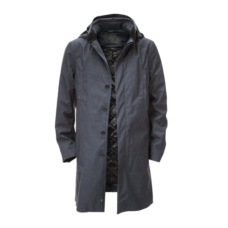Norwegian Rain All-Weather Coat, Darkblue