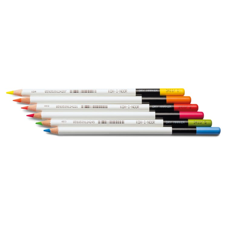 Coloured Pencils for Marking