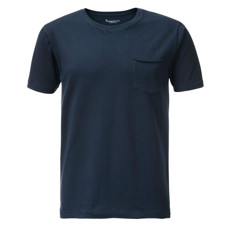Cotton Shirt Dark Blue