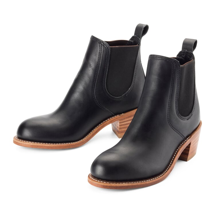 Red Wing Women's Ankle Boot Black
