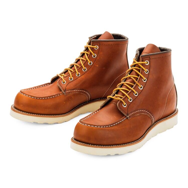 Red Wing Men's Moc Boot Light brown