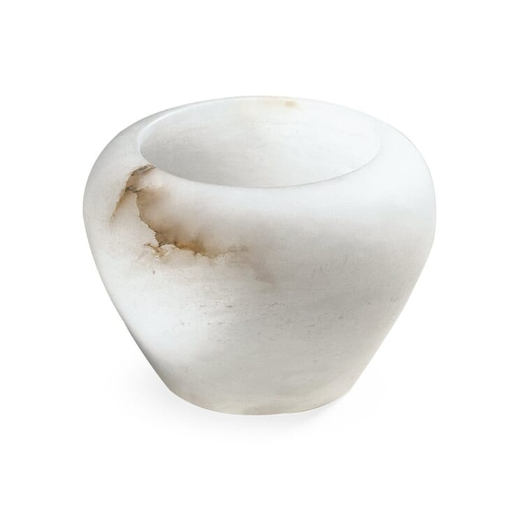 Alabaster Table Lantern