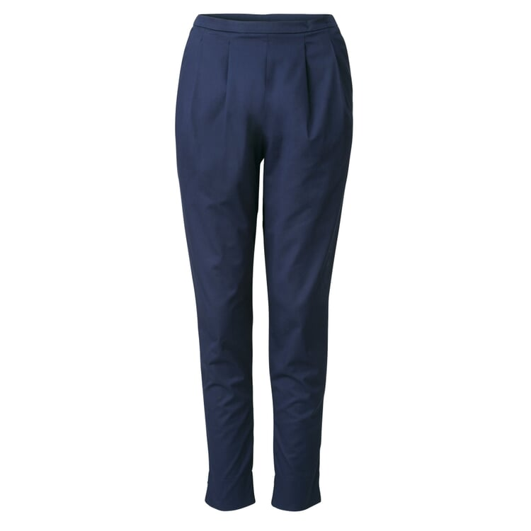 Jan 'n June Women's Trousers Navy blue