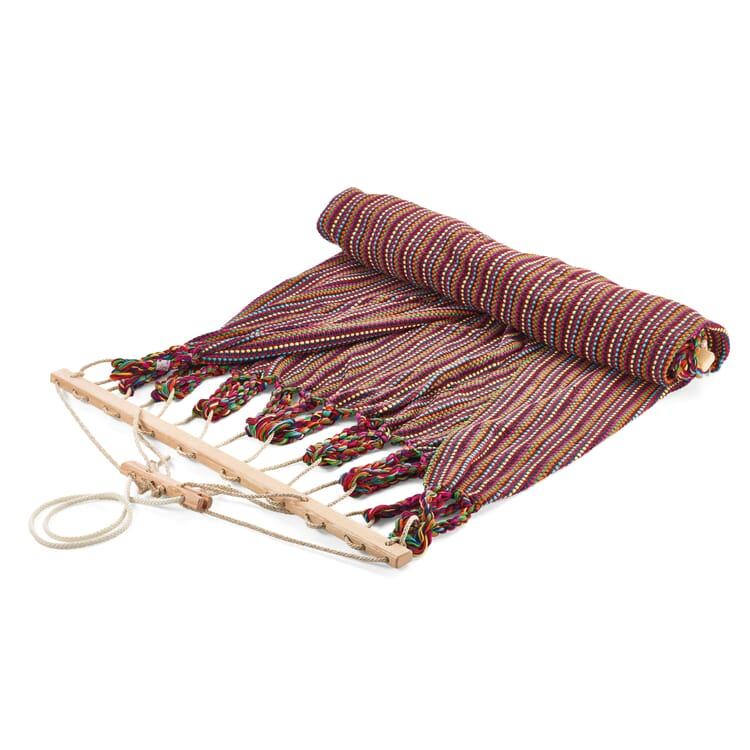 Double Hammock in Cotton, Assorted Colours