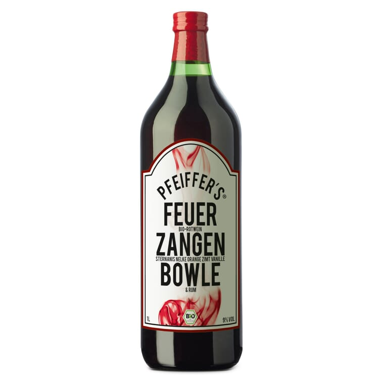 Pfeiffer's® Bio-Feuerzangenbowle