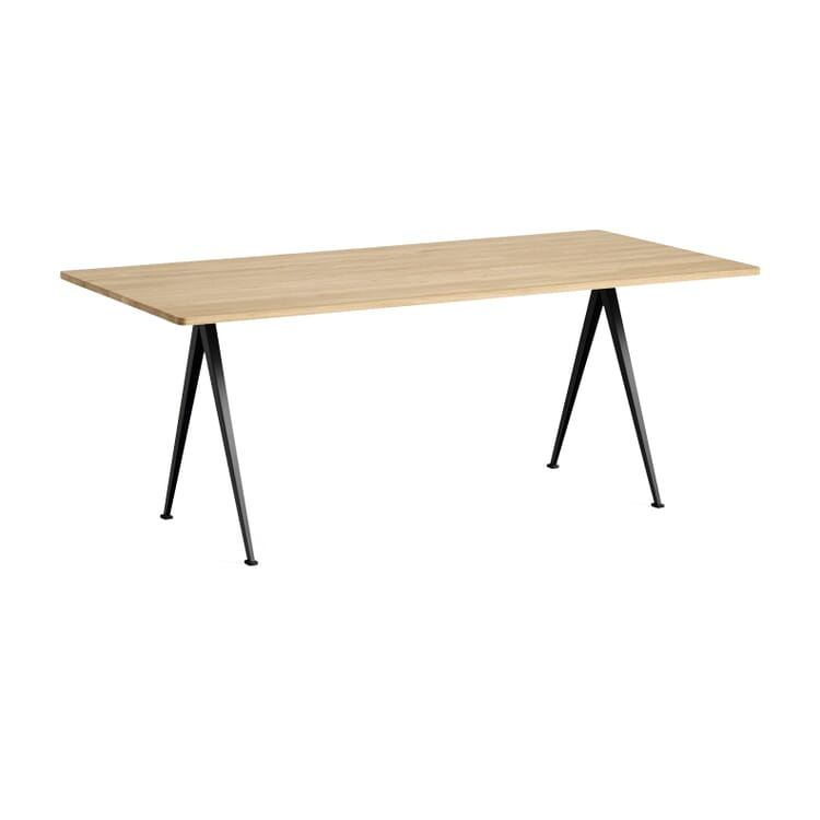 "Rectangular Table ""Pyramid"", Large"