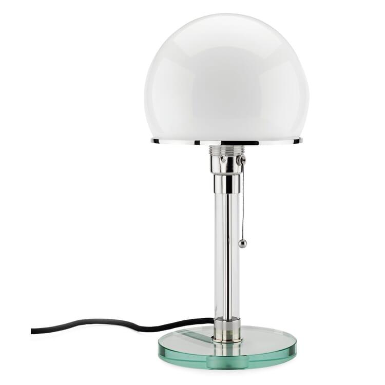 Table Lamp WG 24 by Wilhelm Wagenfeld