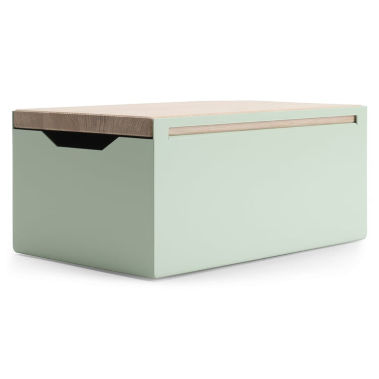 Bread Box MK45 Pastel Green RAL 6019