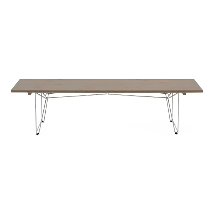 Table and Bench BTB Top, Agate Grey RAL 7038