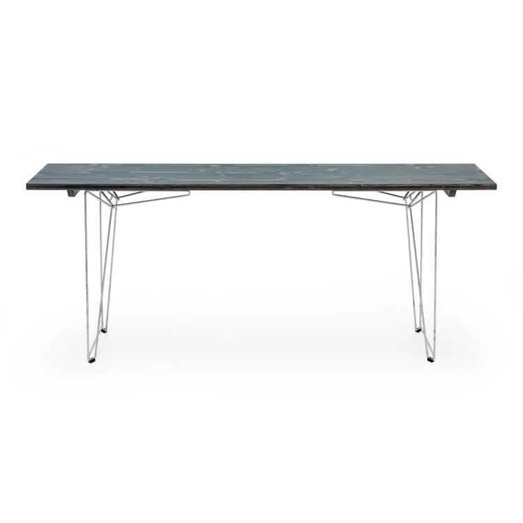 Table and Bench BTB Top, Granite Grey RAL 7026