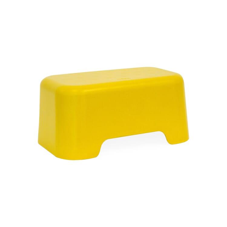 "Step Stool ""Bano"", Yellow"