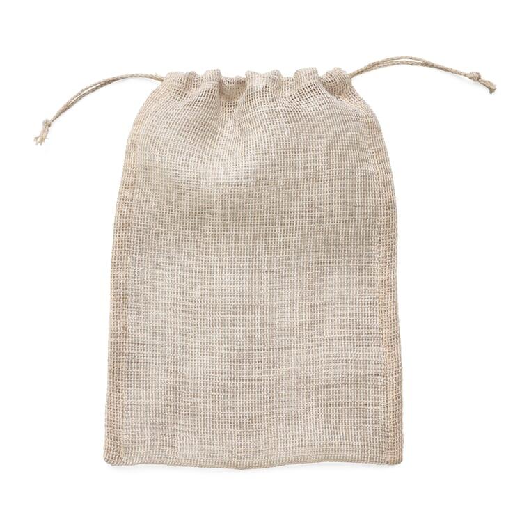 Linen Bag, 15 × 22 cm